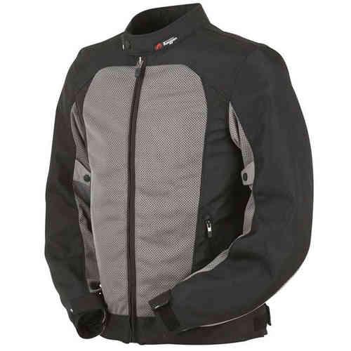 Furygan Genesis Mistral Evo Tekstiili takki Musta/harmaa