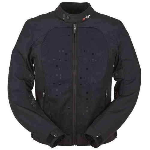 Furygan Genesis Mistral Evo Tekstiili takki Musta