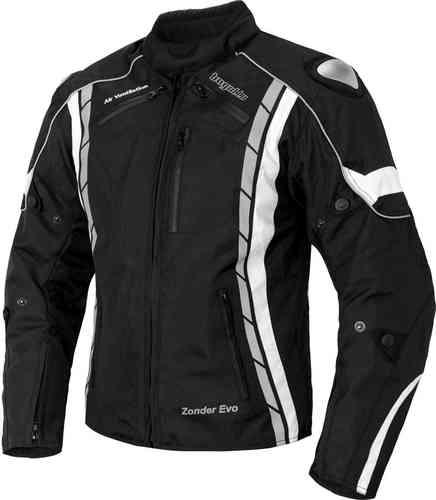 Bogotto Zonder Evo Tekstiili takki Musta