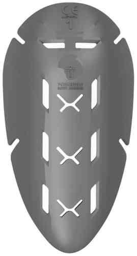 Forcefield Isolator PU L1  Armour Harmaa
