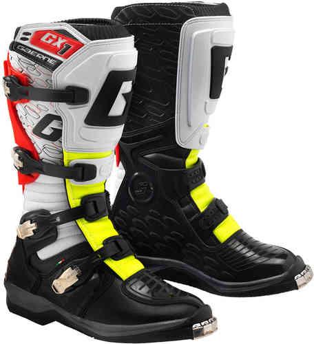Gaerne GX-1 Evo Motocross saappaat Keltainen
