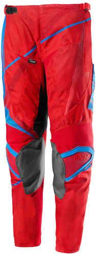 IXS Hurricane Motocross housut Punainen/sininen