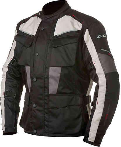 Canyon Grand Canyon Tiger 2 Tekstiili takki Musta/harmaa