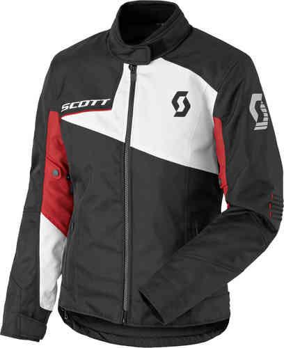 Scott Sport Pro DP Lady Blouson Musta/punainen