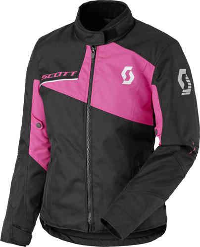 Scott Sport Pro DP Lady Blouson Musta/pinkki
