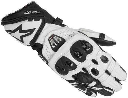 Alpinestars GP Pro R2 Käsineet Musta/valkoinen