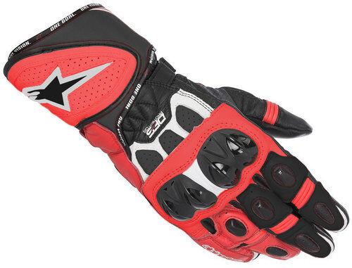 Alpinestars GP Plus R Käsineet Musta/punainen/valkoinen