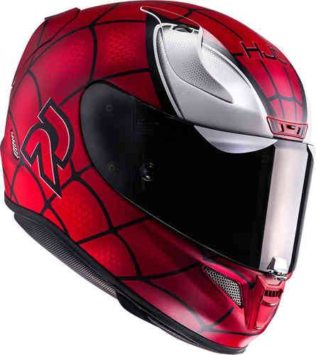 HJC RPHA 11 Spiderman Kypärä Musta/punainen