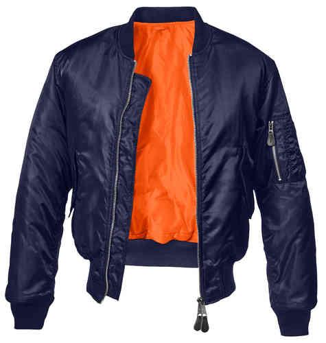 Brandit MA1 Classic Takki Tummansininen