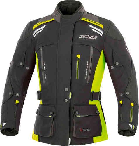 Büse Highland L Tekstiili takit Musta/neon/keltainen