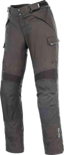 Büse Breno Tekstiili housut Musta