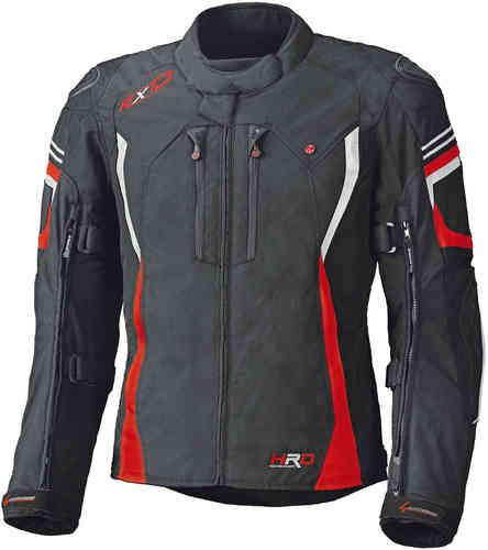 Held Luca GTX Tekstiili takki Musta/punainen