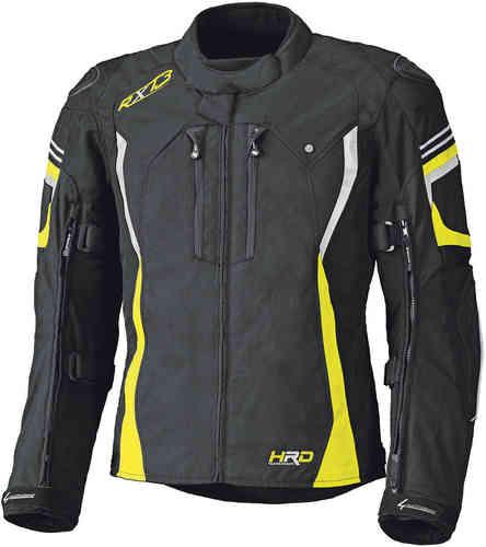 Held Luca GTX Tekstiili takki Musta/neon/keltainen