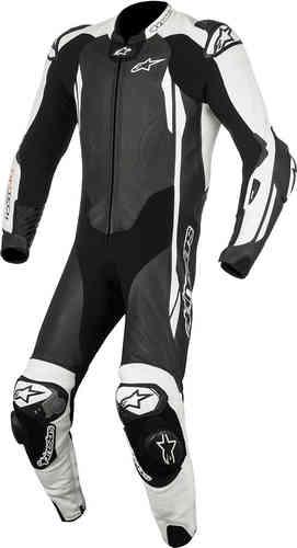 Alpinestars GP Tech Air Yksiosainen puku Musta/valkoinen