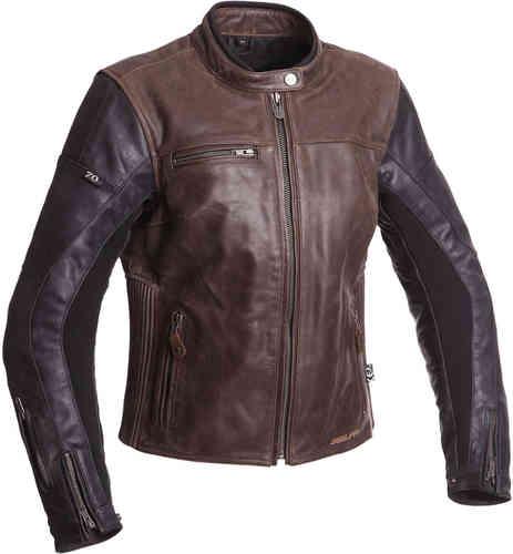 Segura Lady Nova Moottoripyörä takit Ruskea/musta