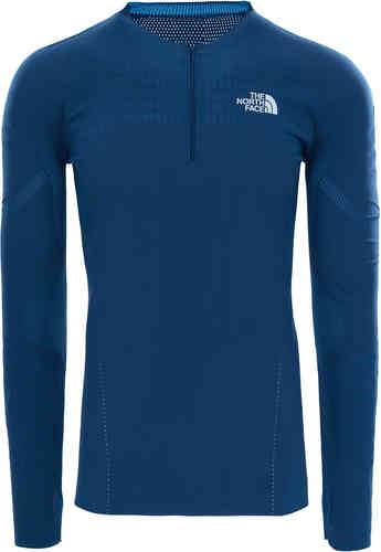 The North Face Kanagata LS Paita Sinimusta