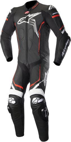 Alpinestars GP Plus V2 Yksiosainen puku Musta/valkoinen/punainen