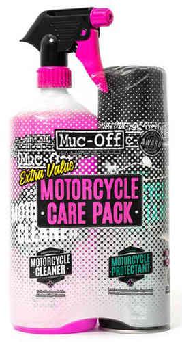 Muc-Off Muc Off Motorcycle Duo Care Aivan lyödä