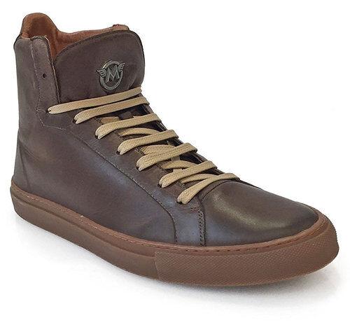 Matchless Lewis High Woman´s kengät Ruskea