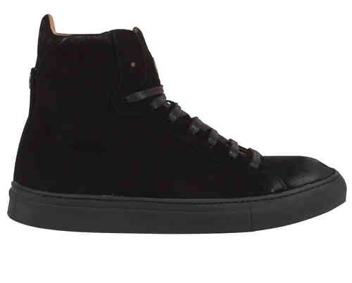 Matchless Lewis High Vintage Woman´s kengät Musta