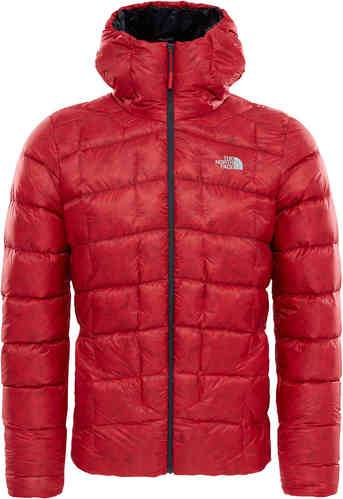 The North Face Supercinco Takki Punainen