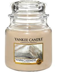 Yankee Candle Classic Small - Warm Cashmere