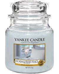 Yankee Candle Classic Medium - A Calm & Quiet Place