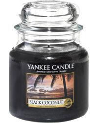 Yankee Candle Classic Medium - Black Coconut