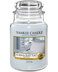 Yankee Candle Classic Large - A Calm & Quiet Place