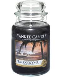 Yankee Candle Classic Large - Black Coconut