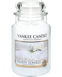 Yankee Candle Classic Large - Fluffy Towels