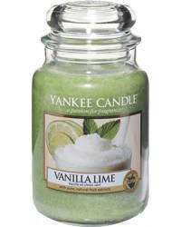 Yankee Candle Classic Large - Vanilla Lime