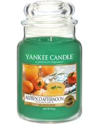 Yankee Candle Classic Large - Alfresco Afternoon
