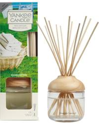 Yankee Candle Reed Diffuser - Clean Cotton