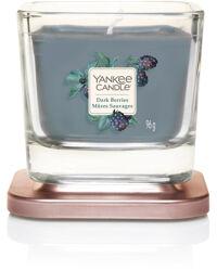 Yankee Candle Elevation Small - Dark Berries