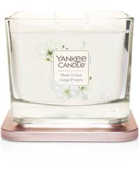 Yankee Candle Elevation Medium - Sheer Linen