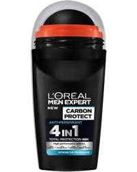 Image of L'Oréal Men Expert Carbon Protect 4 in 1 Ice, Deo Roll-On 50