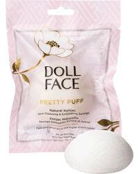 Doll Face Pretty Puff - Natural Konjac Cleansing Sponge