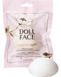 Doll Face Pretty Puff - Natural Konjac Cleansing Sponge