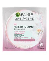 Garnier Moisture Bomb Tissue Mask (Pink) 1 PCS