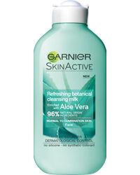 Garnier Cleansing Milk Aloe Vera (Norm/Comb Skin) 200ml