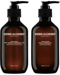 Grown Alchemist Twin Set Hand Wash & Hand Creme 2x300ml