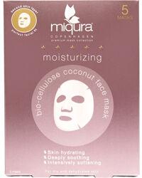 Miqura Moisturizing Sheet Mask 5 PCS