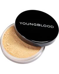 Youngblood Natural Loose Mineral Foundation, Barely Honey