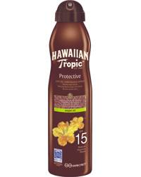 Hawaiian Tropic Dry Oil Argan Continuous-spray SPF15, 177ml