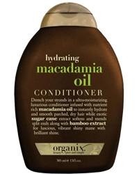 OGX Macadamia Oil Conditioner, 385ml