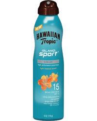 Hawaiian Tropic Island Sport SPF 15, 220ml