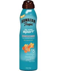 Hawaiian Tropic Island Sport SPF 15, 220ml