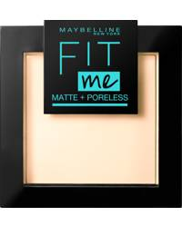 Maybelline Fit Me Matte & Poreless Powder 9g, Soft Ivory