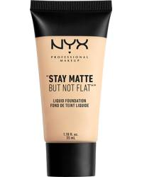 NYX Professional Makeup Stay Matte But Not Flat Foundation, Sienna
